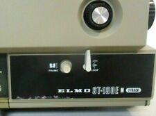 Cine projector 2 belt set drive & top belt for ELMO ST-180 D E M NEW  .. B07/081