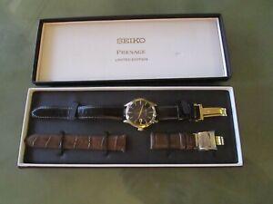 Seiko Presage Cocktail SRPD36J1 Limited Edition Automatic 40mm Grand #2742/8000