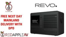 REVO SuperConnect DAB+ FM Radio with BT Spotify Shadow Edition FREE Delivery