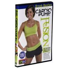 CARDIO PUMP FUSION workout with Brook Benten (Fitness) DVD, New Sports and Fitne