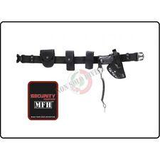 Cinturone Completo di Fondina e Vari Accessori Cordura Vigilanza Guardie 22783A