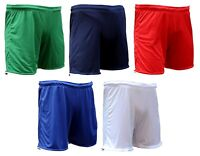 ACCLAIM Fitness Brasil Mens Football Shorts Polyester Tie Elasticated Seconds
