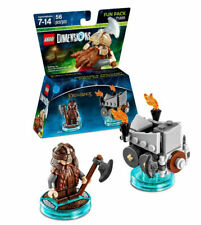 LEGO - DIMENSIONS Fun Pack 71220 The Lord of Rings GIMLI - (NEW)