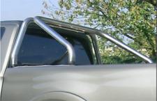 TOYOTA HILUX  2005 ROLL BAR 60 INOX LUCIDO 2/4 PORTE