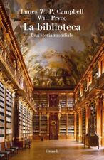 Will Pryce, James W.P. Campbell - La biblioteca 2020 sigillato