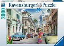 Vintage Ravensburger Panorama Puzzle Cuban Impressions 2000 Pieces  NEW