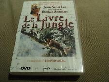 """RARE! DVD """"LE LIVRE DE LA JUNGLE"""" Jason SCOTT LEE / Stephen SOMMERS"""