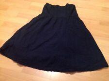 Zara Mini Kleid, Etuikleid Gr. M (38, 40) blau, Spitze Bandeau TOP !!!