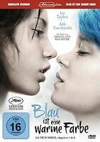 Blau ist eine warme Farbe - La vie d'Adèle (Kapitel 1 & 2) | DVD | Zustand gut