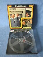 SUPER-8-FILM DIE SCHLANGE MARKETING 1974 YUL BRYNNER HENRY FONDA COLOR OVP NR830