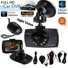 2.7'HD 1080P Auto DVR Kamera Dashcam Auto Vehikel Car G-Sensor Night Vision Schw