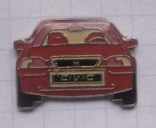 HONDA CIVIC / rot  ................. Auto-Pins (161c)