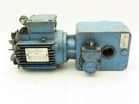 Baldor GCP24020 13.7 rpm 330in//lb Torque 115v AC Gearmotor Reversible