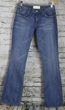 PAPER DENIM & CLOTH Jeans Tsunami Medium wash low rise 26 28x31 $198