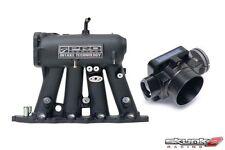 SKUNK2 Intake Manifold Pro Black+Throttle Body 68mm B17A1/B18C5/B16A2/B16A3