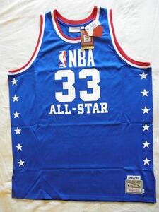 Mitchell Ness M&N Lakers All Star Kareem Abdul Jabbar Authentic Jersey NWT 56 3X
