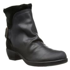 Mel Botas biker Mujer, Negro (Black 003), 39 EU (6 UK) FLY London