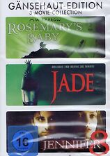 DVD-BOX NEU/OVP - Gänsehaut-Edition - Rosemary's Baby / Jade / Jennifer 8