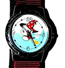 Rare Collectors Designer Watch Featuring Ghost Flying Broom Needs New Battery