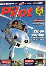 Pilot 2012 May Zenith Zodiac,Currie Wot