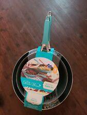 New listing Pioneer Woman 2 Peice Skillet Set