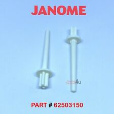 Vertical SPOOL PIN FOR TWIN NEEDLE Fits JANOME ELNA Sewing Machine # 62503150