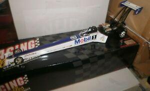 NHRA RCCA 1/24 Tom Mcewen 1991 MOBIL 1 JACK CLARK RACING 1/5,500