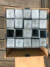 Small mammal traps- rigid, galvanized steel