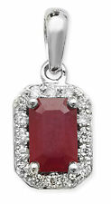 Unbranded Ruby Fine Necklaces & Pendants