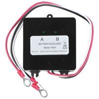 Solar Battery Equalizer 2X12V For Lead-Acid Gel Battery Balancer Ha01 Stabl U8P6