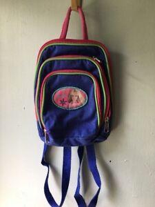 14IN Barbie Medium Backpack #BA15859
