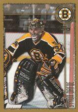 1998 1999 98/99 1998/99 TOPPS...9 CARD TEAM SET...BOSTON BRUINS...BOURQUE