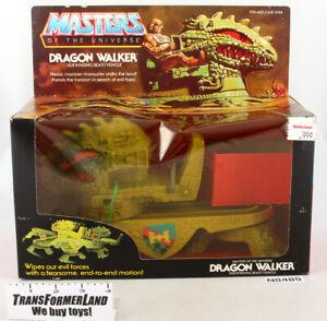 Dragon Walker Sealed MISB MOSC Vehicles Original Series Heman MOTU