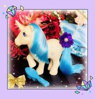 ❤️My Little Pony MLP G1 Vtg 1983 Majesty White Dream Castle Unicorn❤️