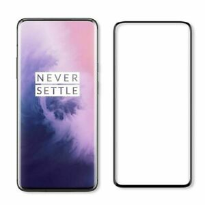 For OnePlus 8T 7T 6 Screen Protector Full Cover Tempered Glass Screen Glass Film