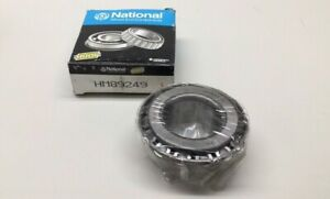 National HM89249 Differential Pinion Bearing Tapered Roller Bearing