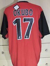 REAL MALLORCA SPAIN 2004 JAPAN YOSHITO OKUBO PLAYER VTG FOOTBALL SHIRT JERSEY XL