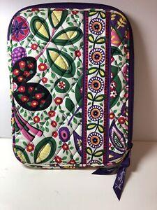 Vera Bradley Mini Tablet Case Cover In Viva La Vera Pattern NWOT