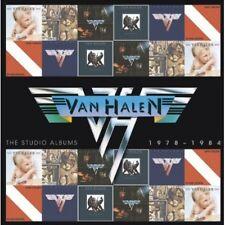 Studio Albums 1978-84 - Van Halen (2013, CD NIEUW)6 DISC SET