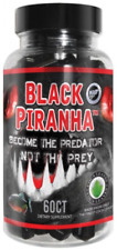 Hi-Tech Black Piranha 60 tab | Free P&P - UK Stock