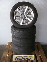 Sommer Komplettradsatz Felge BMW 5er F10/F11 Reifen Räder 6780720 225/55/17 97W