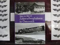 Bahn im Bild 23 Zahnradbergbahnen  in Österreich ÖBB