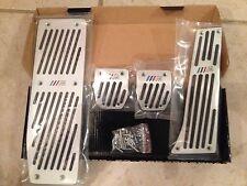 kit pédalier alu pour BMW série 1 ( E87 et F20 )