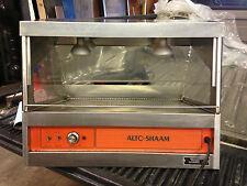 Alto Shaam Halo Heat Cook Hold Heated Display Case