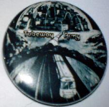 Tubeway Army (Gary Numan)   25mm Pin Badge TA11