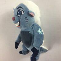 Timon & Pumba TV Show Plush Disney Store Stamped Beans Blue Lion King Stuffed