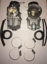 AMAL MKII CARB SET TRIUMPH T140 1978-1982 CARBURETOR RIGHT- LEFT-NEW Mark 2 MK2