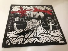 "Warhammer/Coffins Death By Metal Split 10"" Vinyl Record non lp songs! Rare! NEW!"
