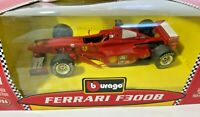 F1 formula one Car Ferrari F300B Michael Schumacher Die Cast Model Boxed Bburago