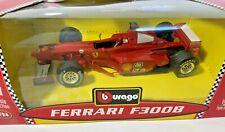 F1 formula one Car Ferrari F300B Michael Schumacher Die Cast Model Boxed Bburago